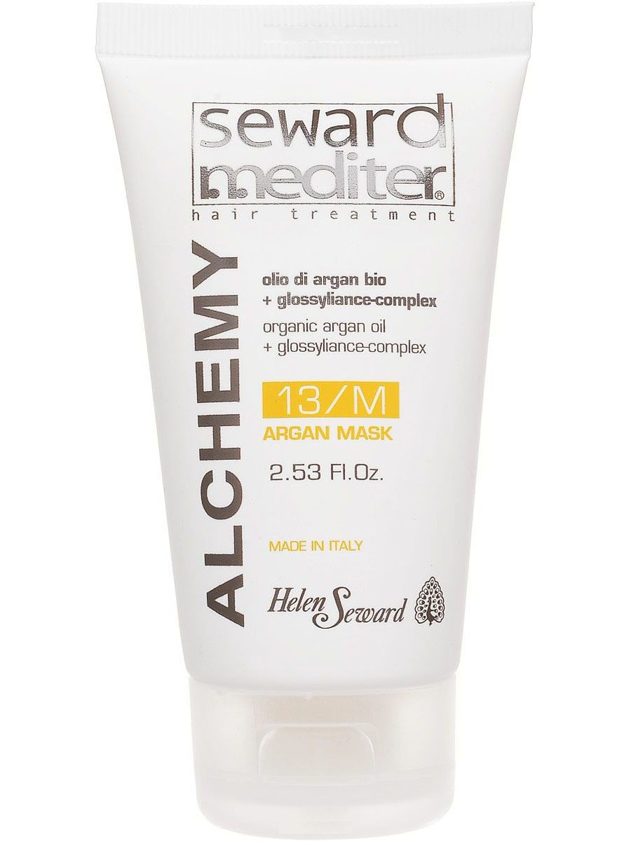 Helen Seward маска для всех типов волос с аргановым маслом alchemy argan mask